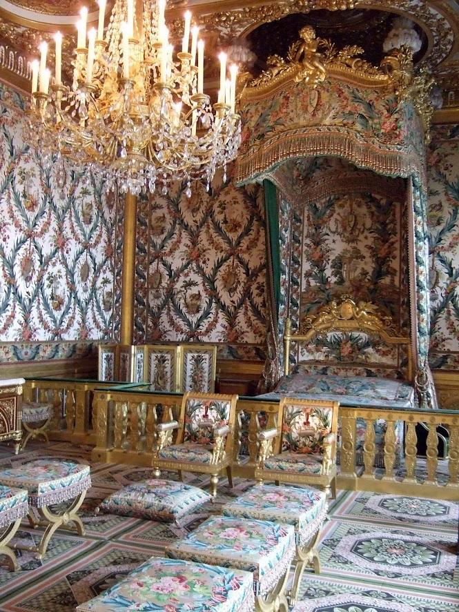 Le château deFontainebleau