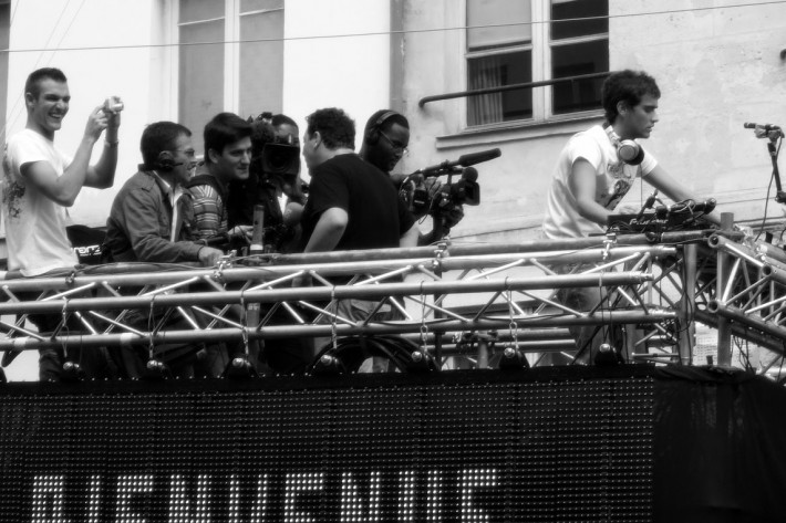 Techno Parade Paris 2007