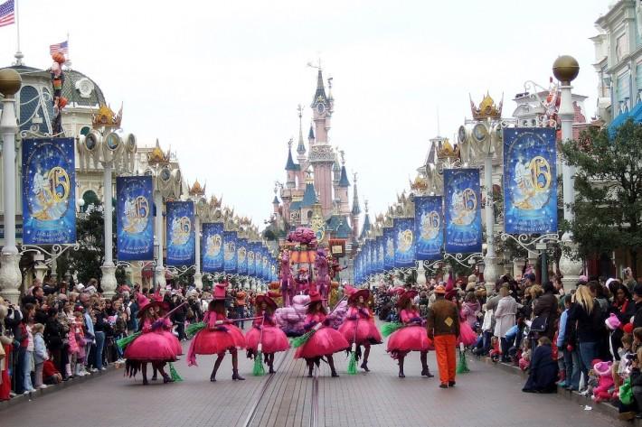 Euro Disney - Halloween
