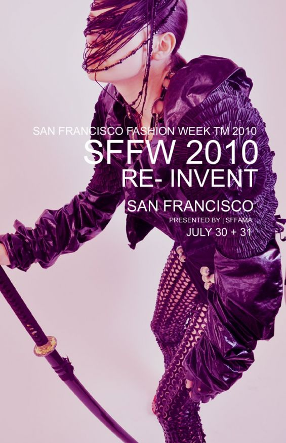 SFFAMA: San Francisco Fashion Week 2010