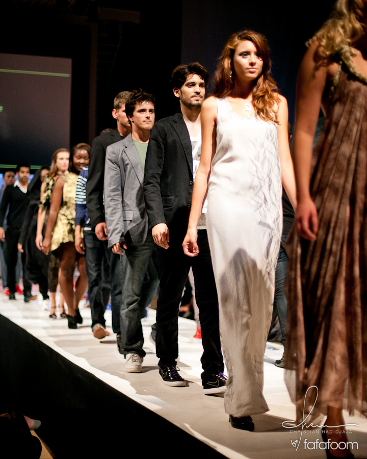 Melange Fashion Show 2011 Review
