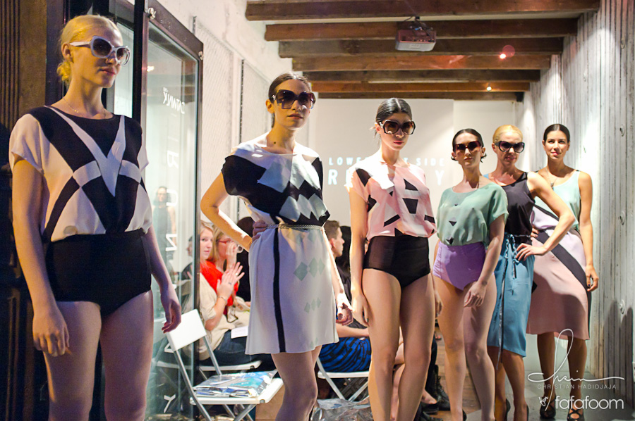 LES Runway Review: Rachel Rose and Lumete Eyewear