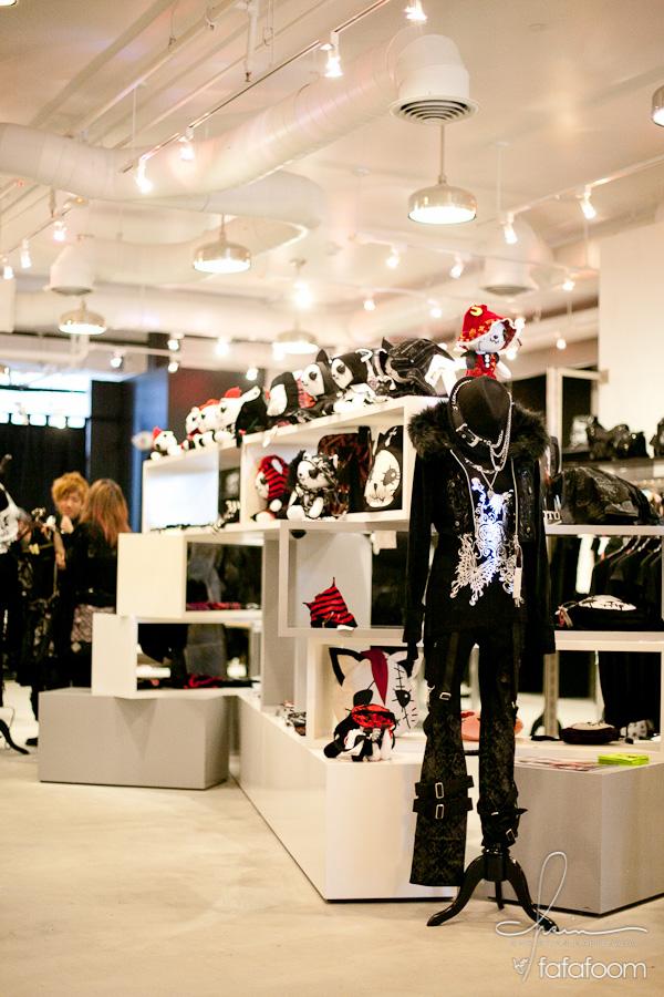h. Naoto San Francisco Store Opening