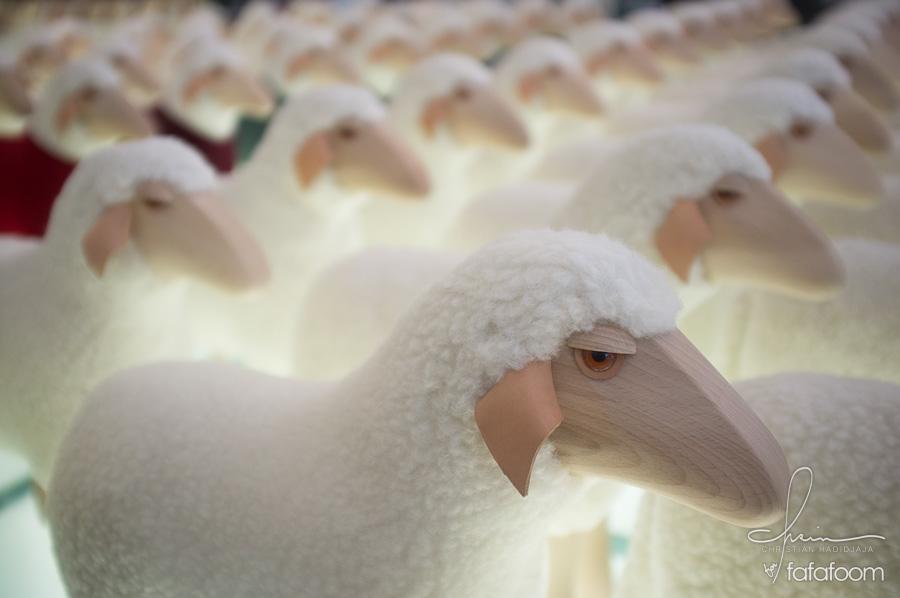 Uniqlo Sheep