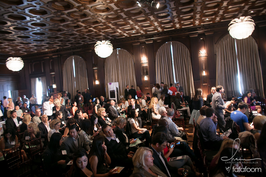 Ahead of the Fashion on May 8, 2012 Event