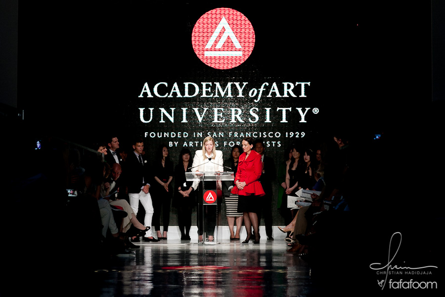 Academy of Art 2012 Graduate Fashion Show Review
