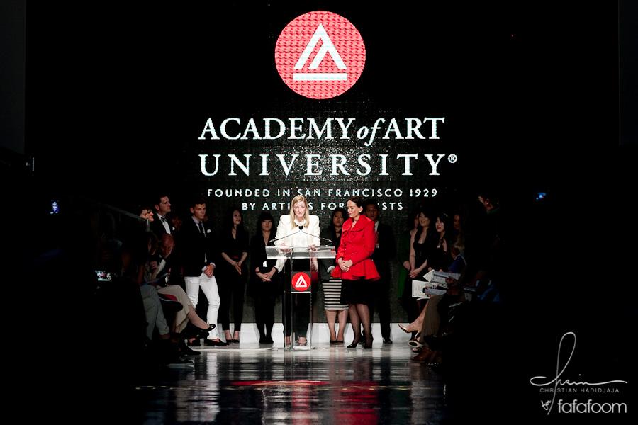 Academy of Art 2012 Graduate Fashion Show Review