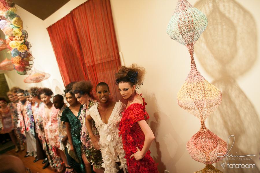 Tuan Tran OriWear Debut Fashion Show