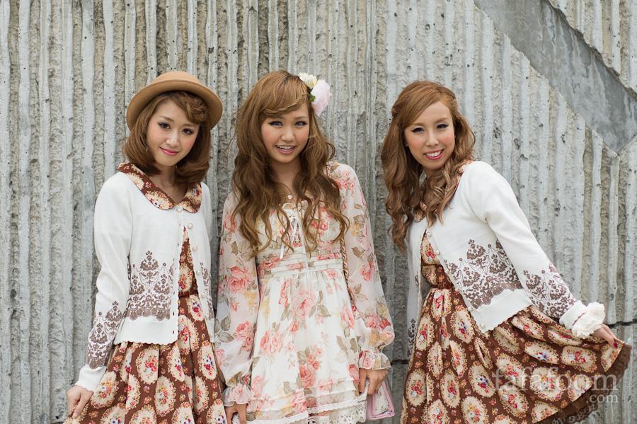 Liz Lisa Fashion Contest at J-Pop Summit 2012