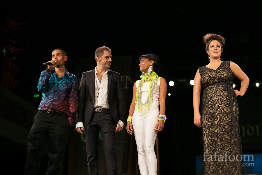 Melange 2012 Fashion Show Review