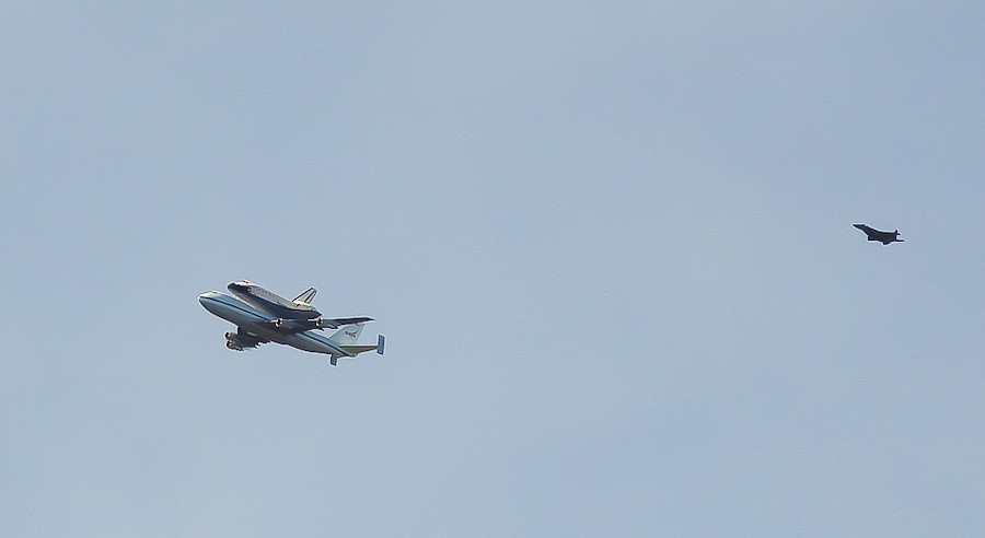 Hello and So Long, Endeavour