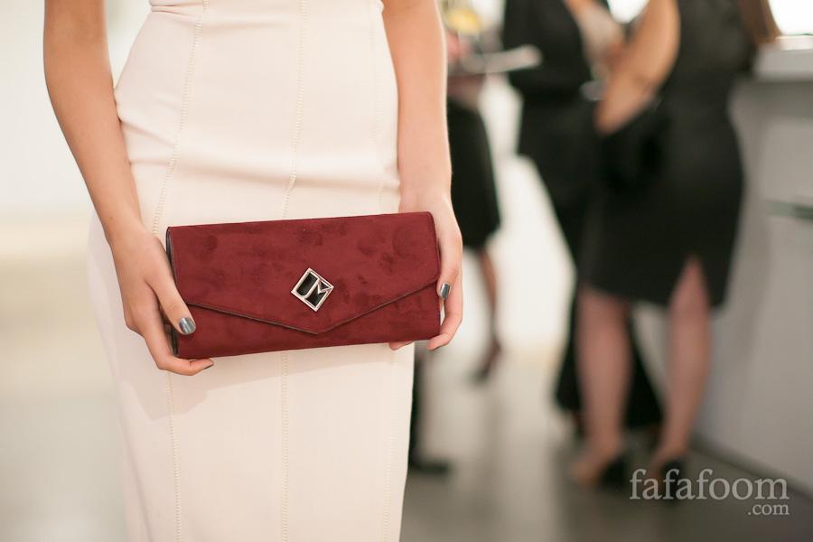 An Evening for Jill Milan Fall 2012 Collection