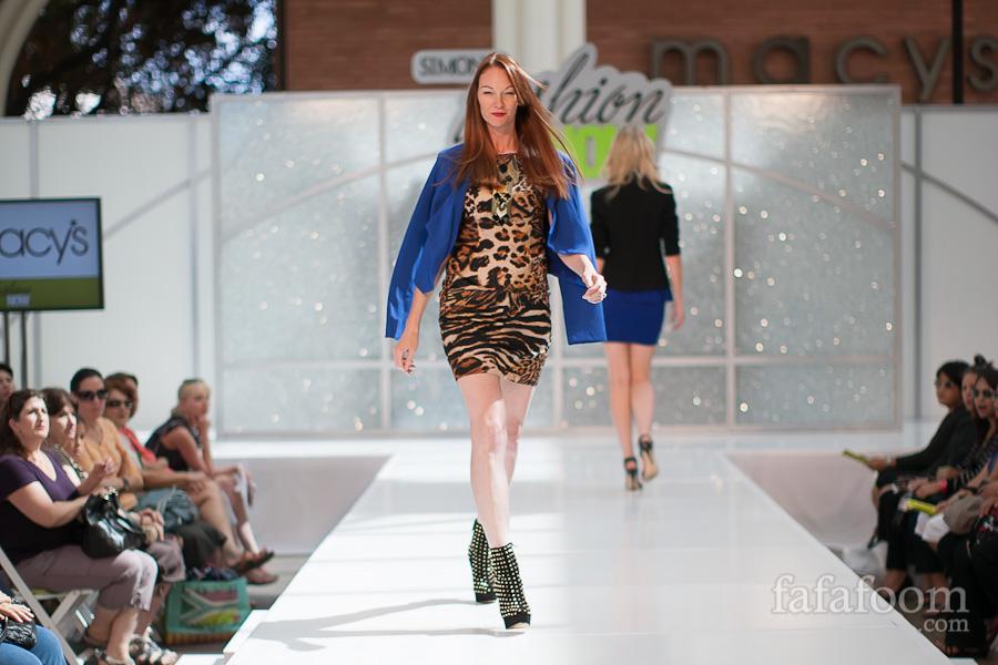 Simon Fashion Now Fall 2012