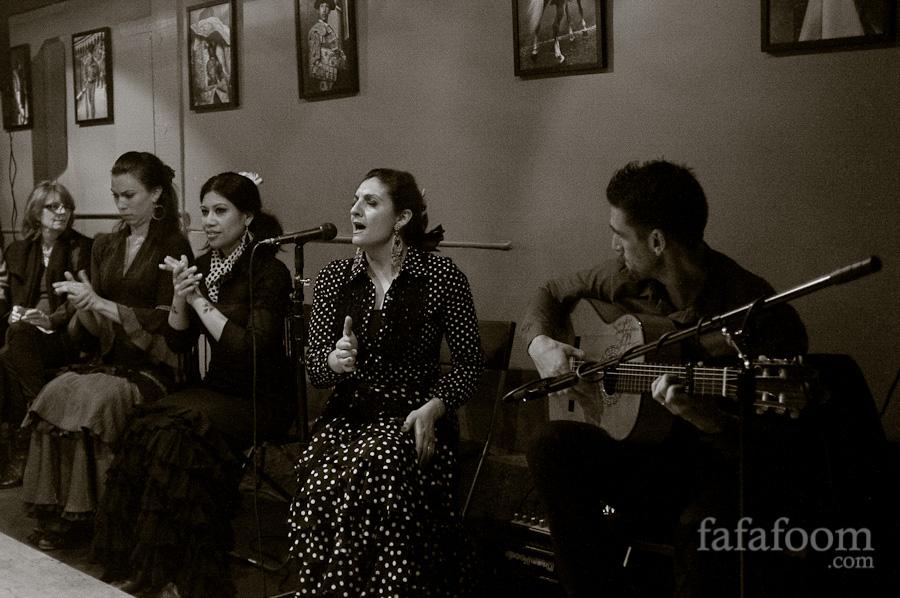Last Two Flamenco Shows at Lalola