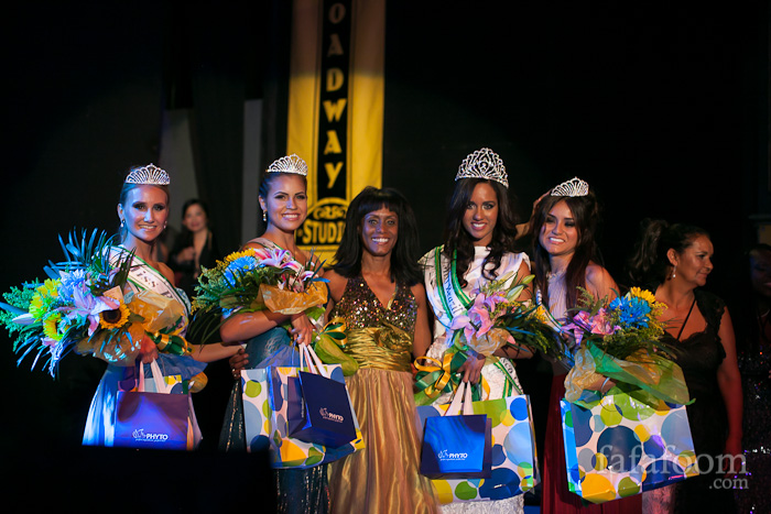 Miss Brazil USA San Francisco 2012: the Beauty, Party, and the Drama