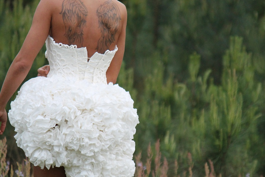 See Toilet Paper Wedding Dress 2013 Contest Winners