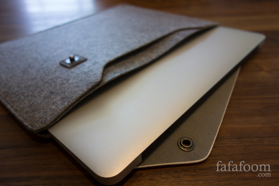 Product Review: MUJJO MacBook Air Sleeve