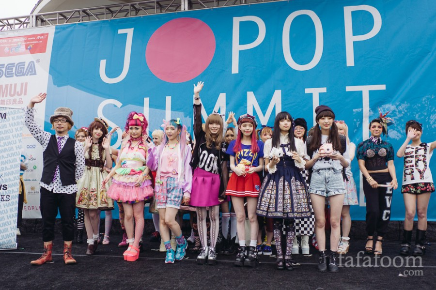 Harajuku Kawaii at JPop Summit Festival 2013