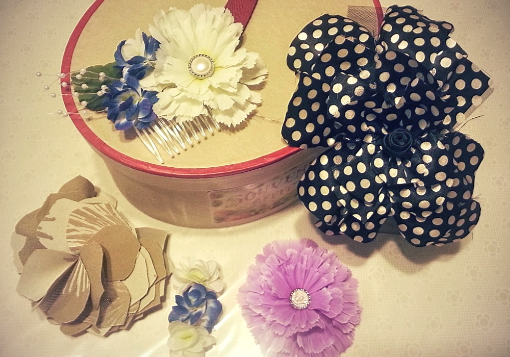 DIY Flower Accessories: 5 More Before I Go