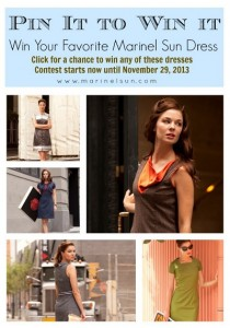 Marinel Sun Pinterest Contest 2013