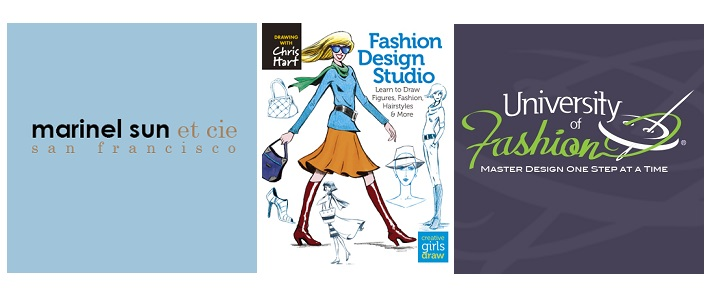 Marinel Sun Pinterest Contest Fashion Design Book Giveaway And More