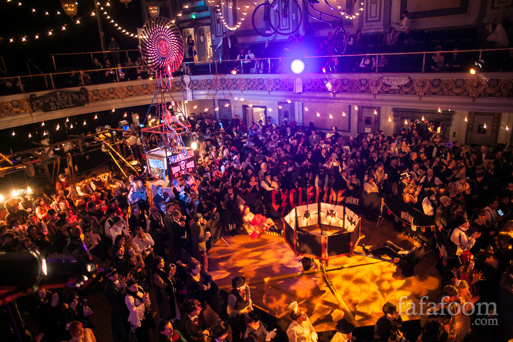 Edwardian Ball 2014 World's Faire Extravaganza
