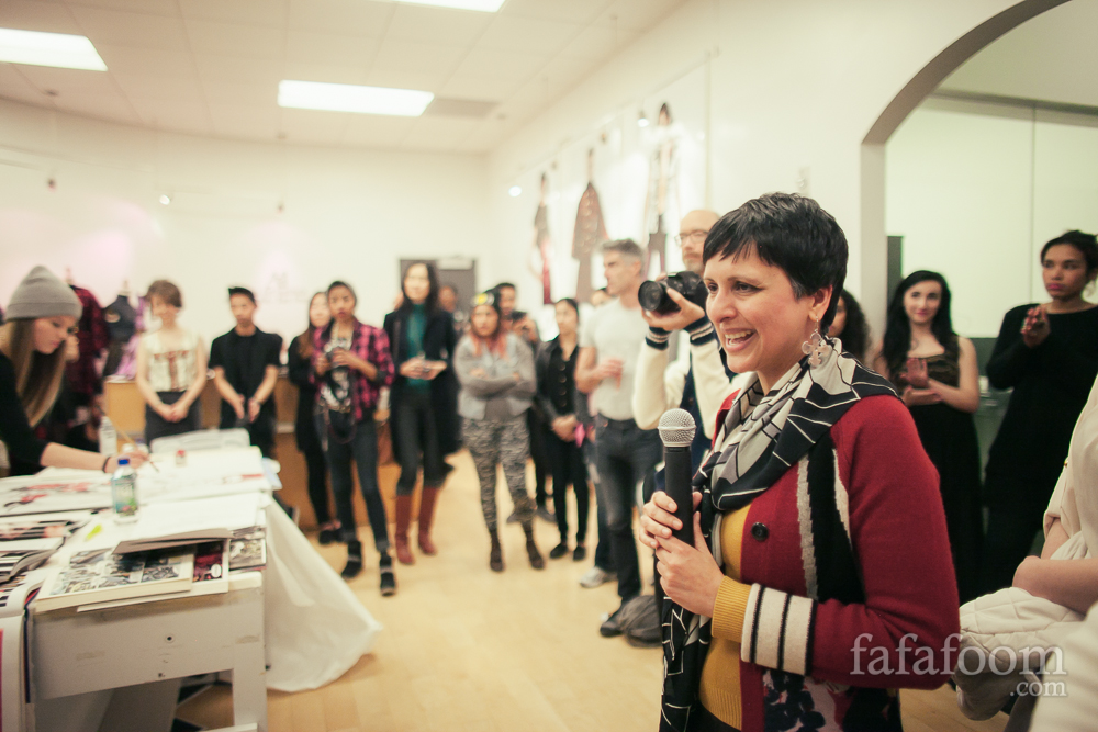 Fashion Installation of AICA-SF: View, Review, and Preview