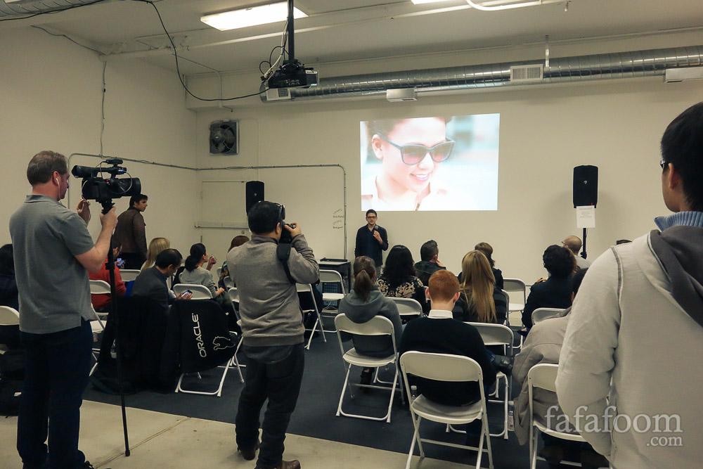 Wearable Tech Demo Recap – Fashion Tech Week 2014