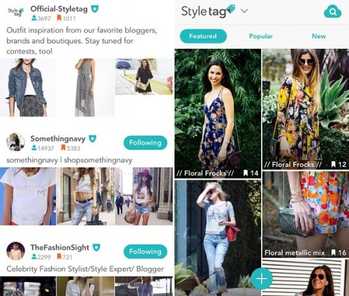 Styletag-App-screen-shots