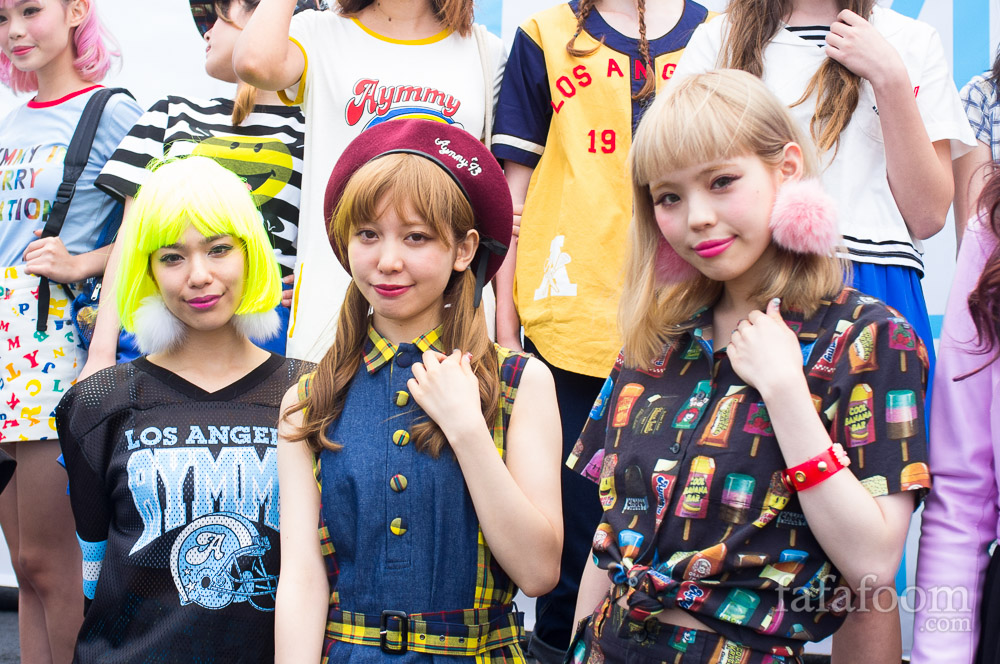 Interview with Ayumi Seto, Misa Kimura, and Una at J-Pop Summit 2014