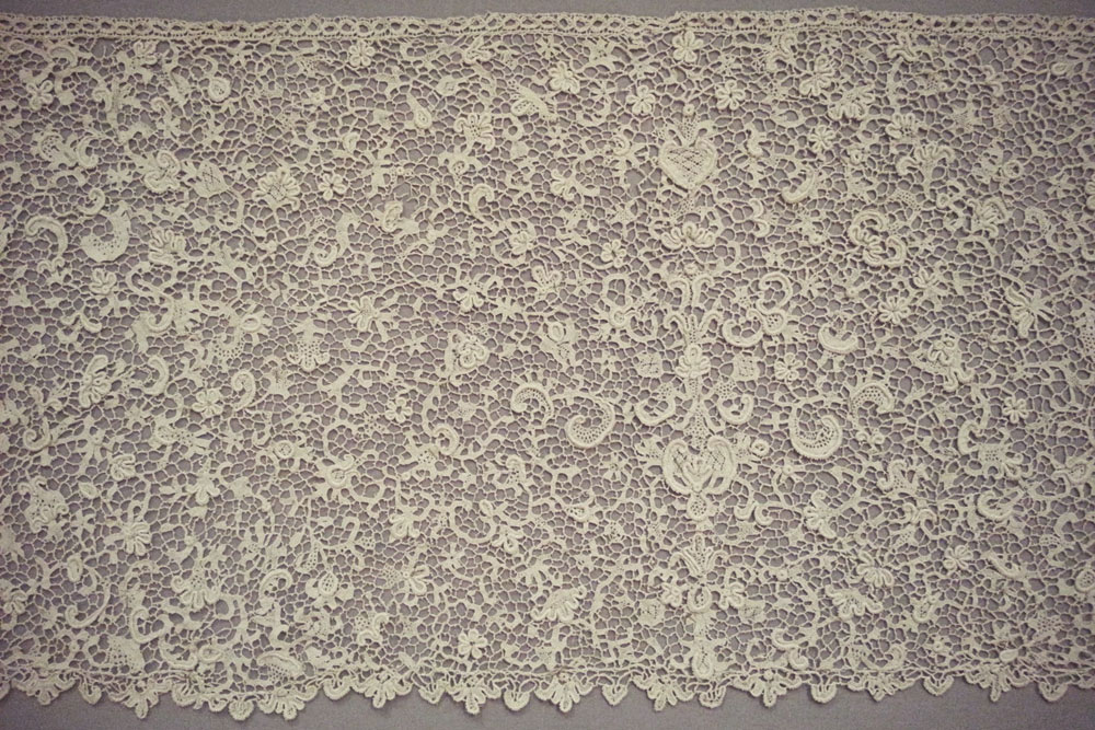 For the Love of Lace: de Young Museum Textile Treasures On View