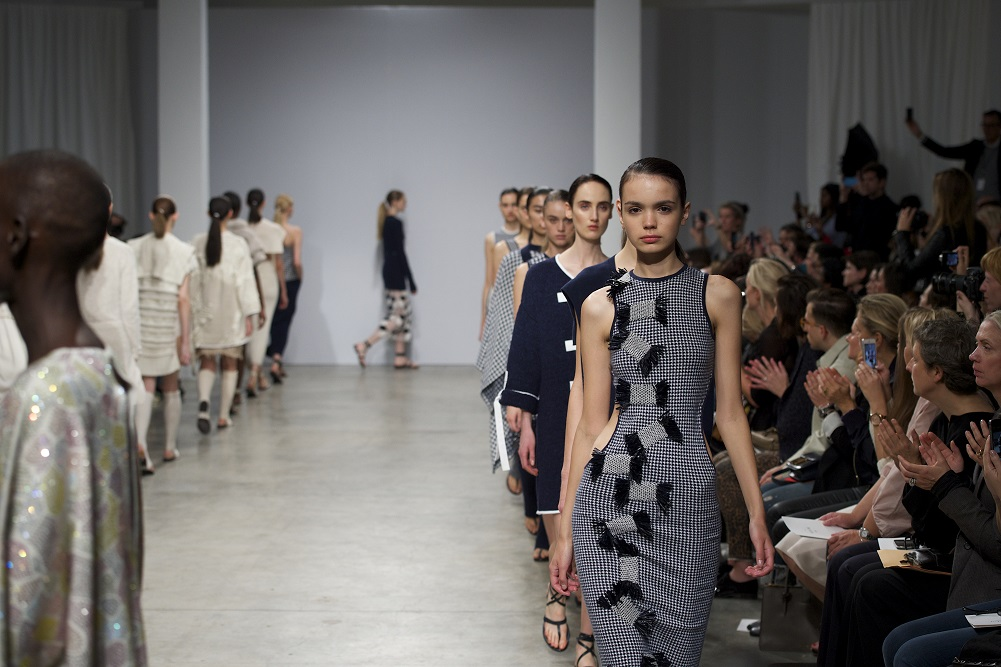Allude Spring/Summer 2015: Embracing Uncertainty