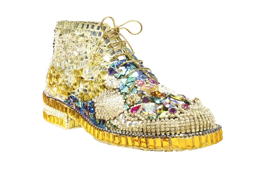 Art & Sole by Jane Weitzman: Admiring Fantasy Shoes
