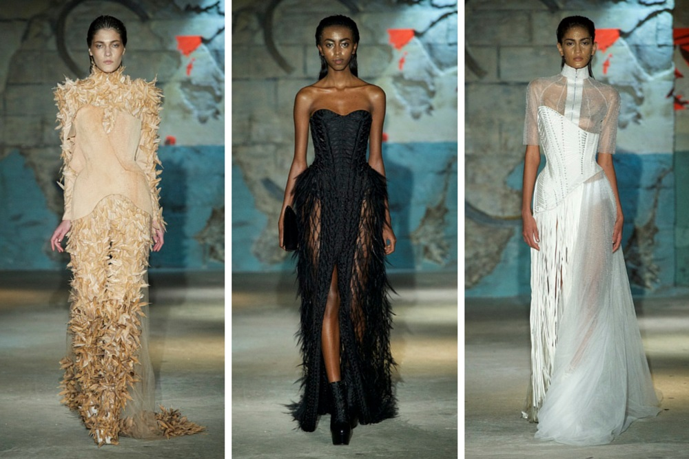 Serkan cura haute couture spring summer 2015 fafafoom for Haute couture 2015