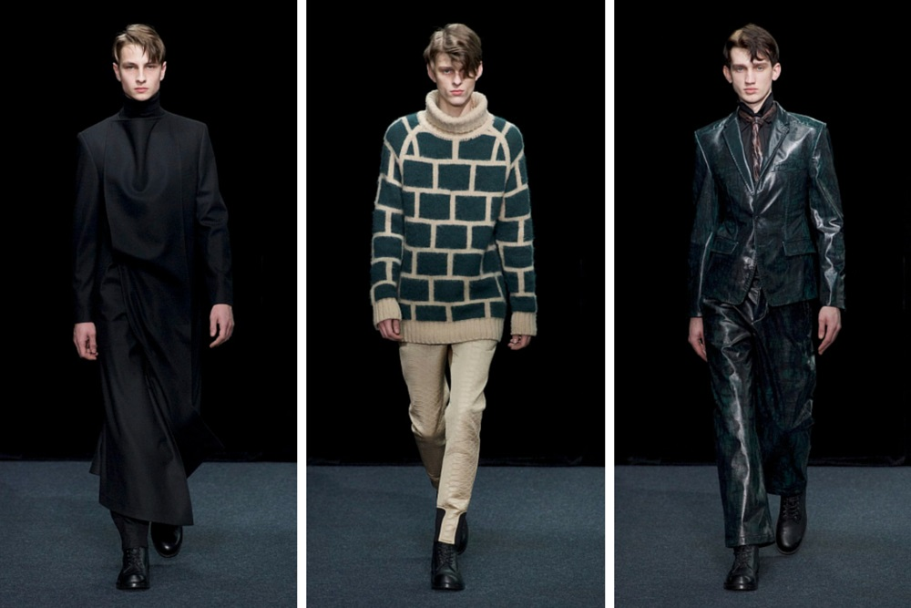Songzio Fall/Winter 2015: Autumn Evening