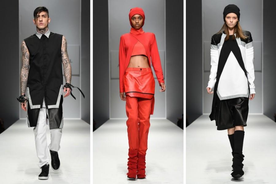 Ashton Michael Fall/Winter 2015 at Style Fashion Week Los Angeles