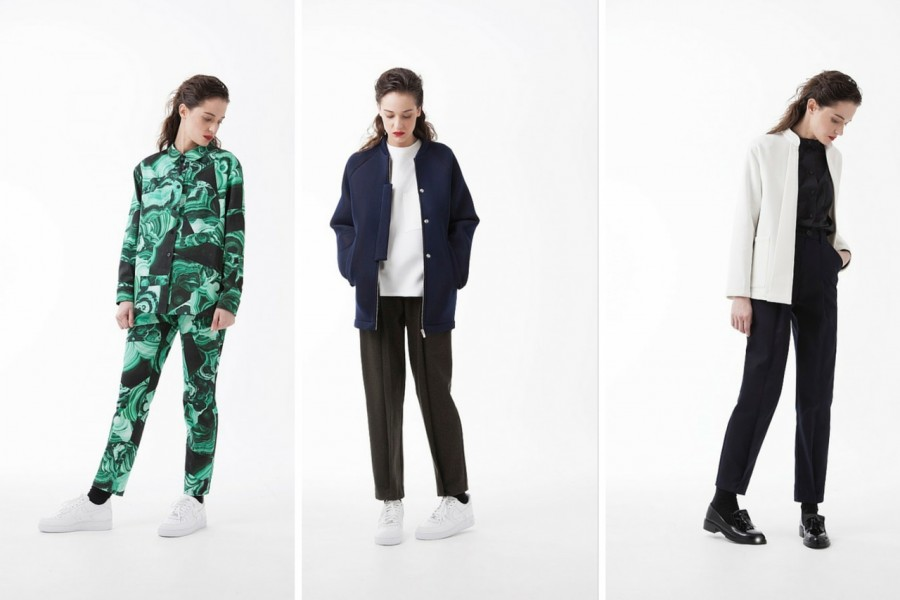Avoc Womenswear Fall/Winter 2015 Lookbook