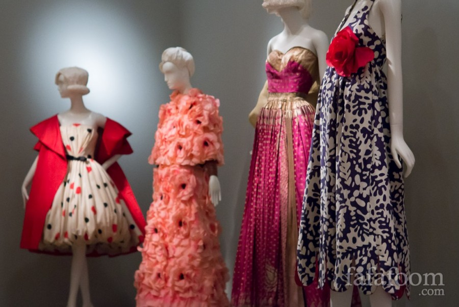High Style in San Francisco: Visual Master Class of Fashion History
