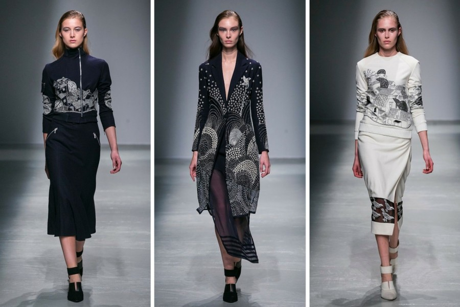 Rahul Mishra Fall/Winter 2015: The Village