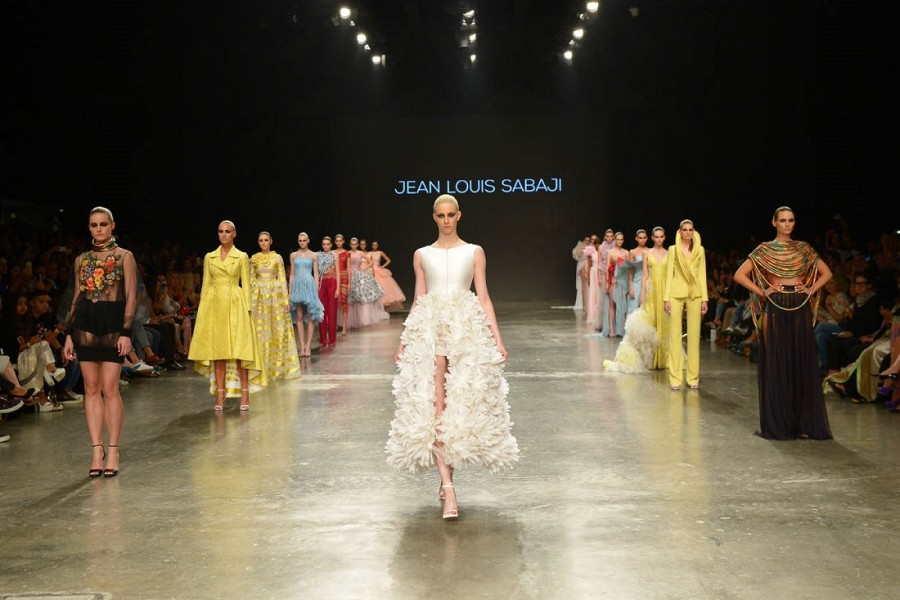 Highlights from Fashion Forward Dubai Season Five