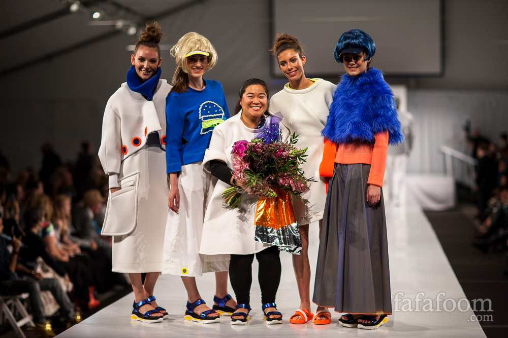 California College of the Arts 2015 Fashion Show: Real Fashion, Real People