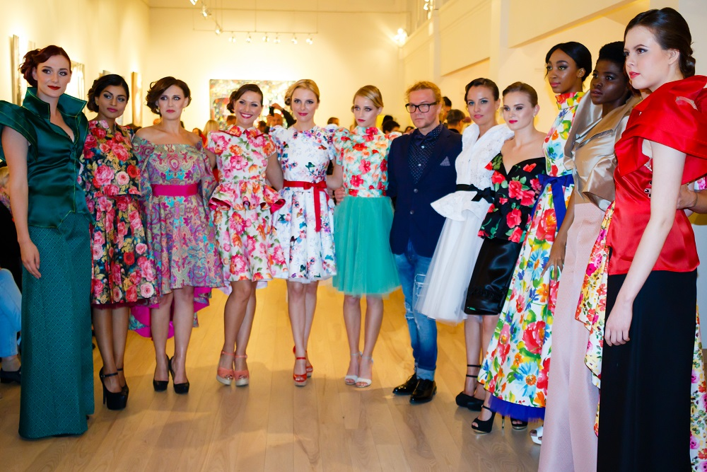 Vasily Vein Spring 2015: Floral Princesses