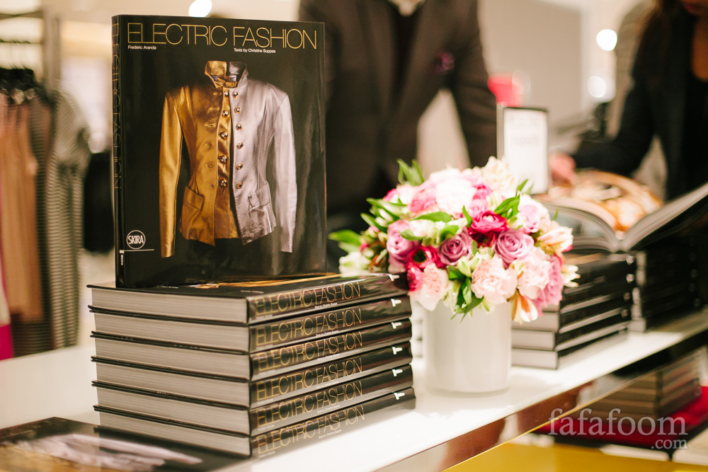 Electric Fashion Review + Launch Party at Neiman Marcus San Francisco