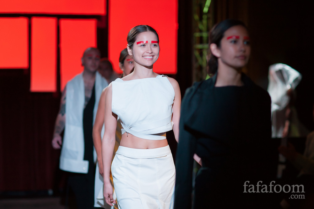 Harputs Autumn/Winter 2015 Fashion Show at Clift Hotel San Francisco