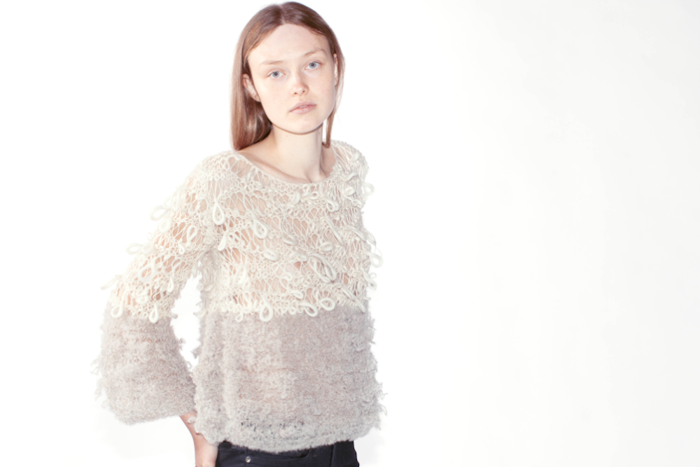 Q&A with Gudrun & Gudrun: Handmade Knitwear Never Looks So Good
