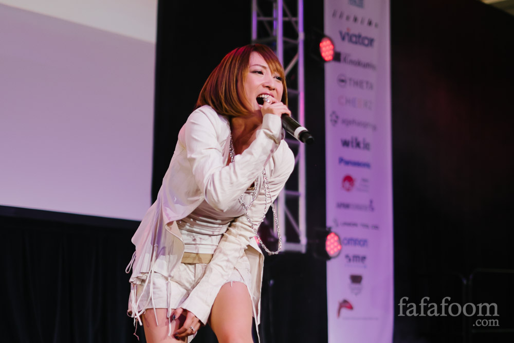 Eir Aoi Performance - J-Pop Summit 2015