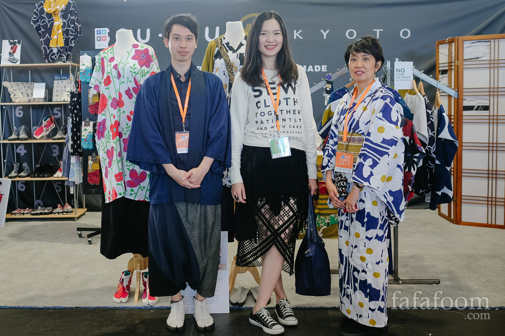 J-Pop Summit 2015 Reflection: Style, Experience, Fort Mason
