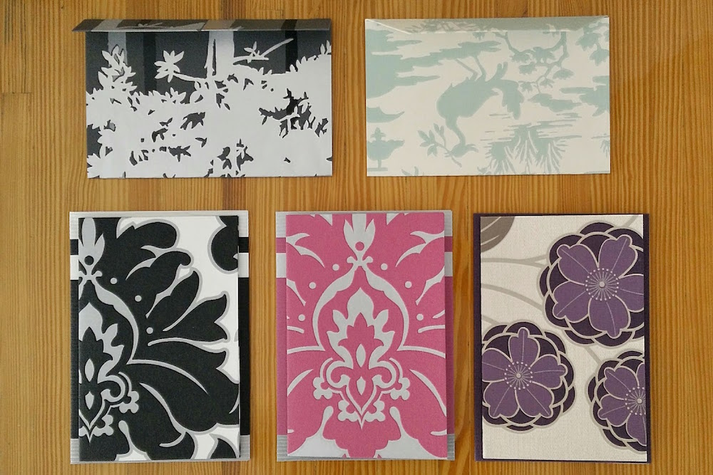 Pursuing Happiness by Creating Handmade Cards