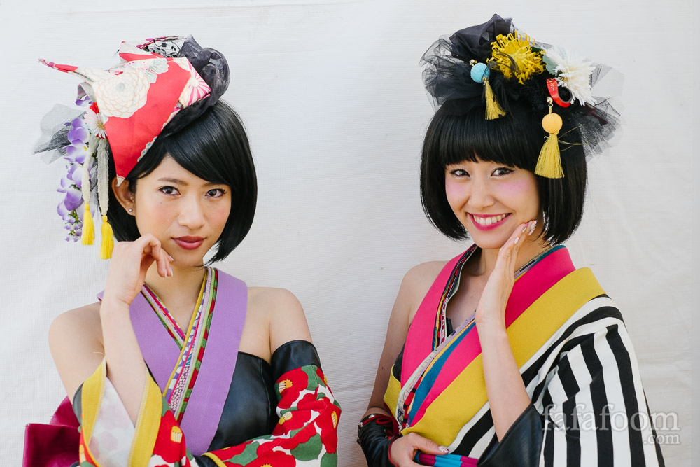 We LOVE Yanakiku: Interview and Performance at J-Pop Summit 2015