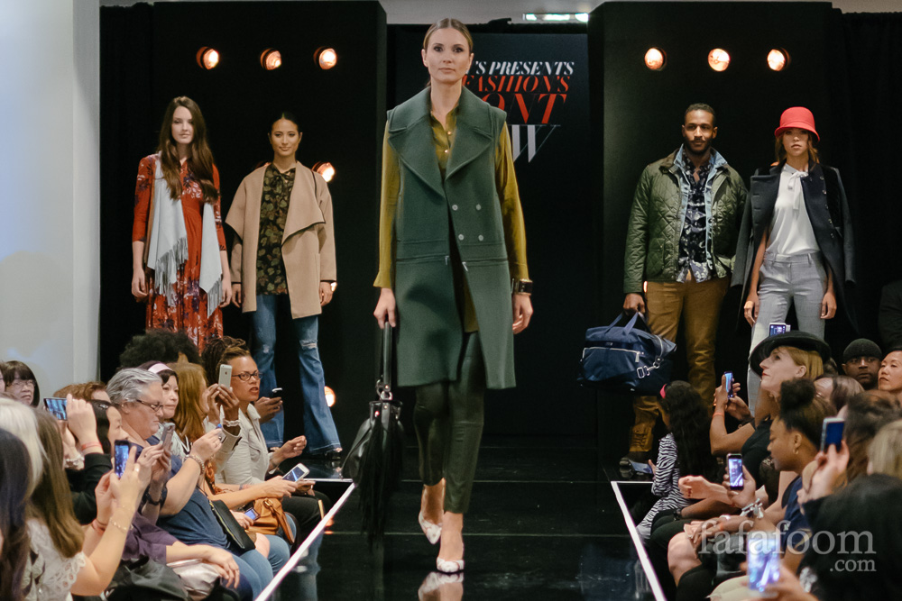 Bringing Macy's Fashion to Front Row with Adrea Cabrera